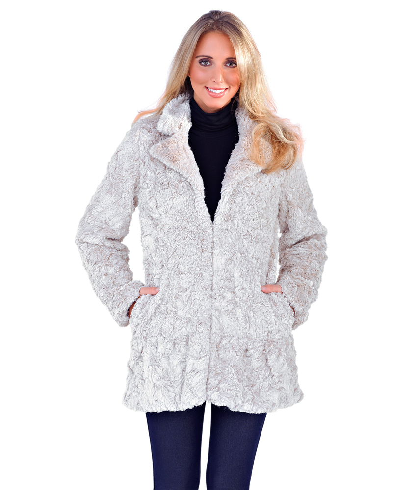 Cheap Olader Women Thickened Fox Fur Long Down Jacket Fur Collar With Cap