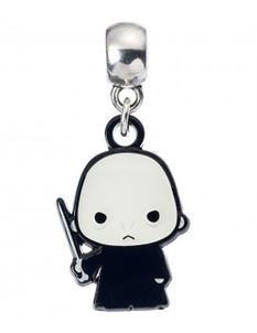 Harry Potter Lord Voldemort Chibi Silver Plated Charm