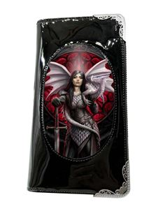 Anne Stokes 3D Lenticular Valour Dragon Purse