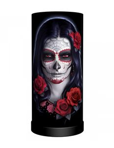 Nemesis Now Sugar Skull Alternative Bedside Table Lamp