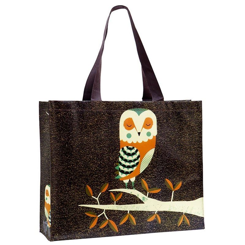 Magpie Wildlife Dusk Owl Re-useable Shopper Bag