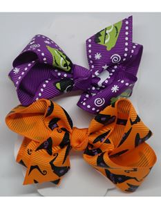 Said Lucy Halloween Bows