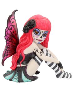 Nemesis Now Sugar Skull Valentina Fairy Figurine