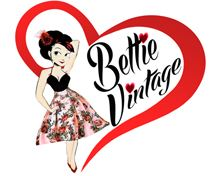 Bettie Vintage Tops