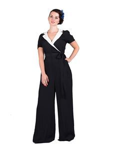 The Seamstress of Bloomsbury Gloria Jumpsuit