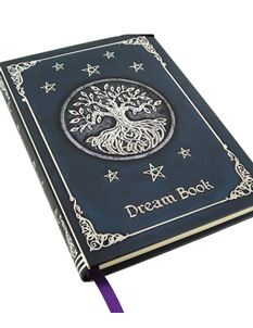 Embossed Magical Dream Book Notebook Journal