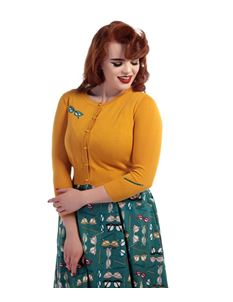 Collectif Jessie Geek Cardigan