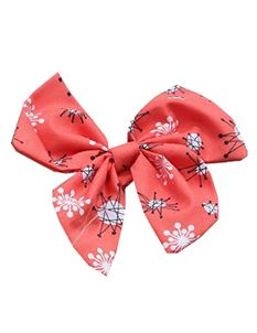 Silly Old Sea Dog Atomic Hair Bow