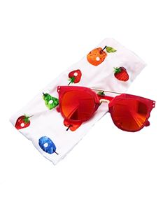 Guns N Posies Mirrored Sunglasses With Case