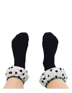 Silly Old Sea Dog Spotty Socks