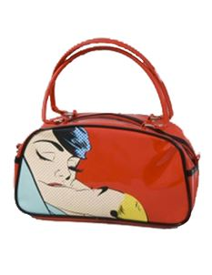 Foxy Roxy Retro Kiss HandBag
