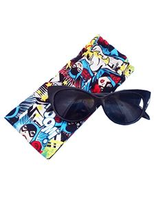 Guns N Posies Black Cat Eye Retro Frame Sunglasses