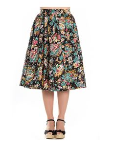 Hell Bunny Monte Carlo 50s Style Skirt