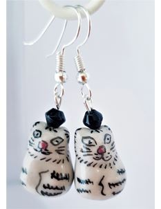 Shazazz Jewellery Cat Earrings