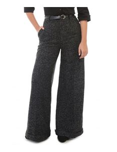 Collectif Rita Sparkle Tweed Trousers