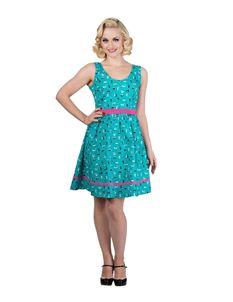 Dancing Days Bright Lights Dress