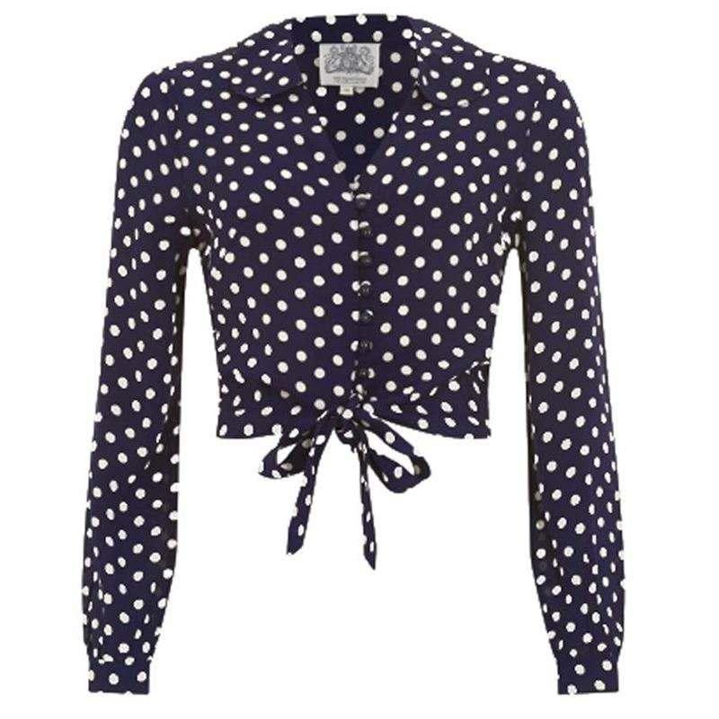 The Seamstress of Bloomsbury Clarice Blouse - 4 colours