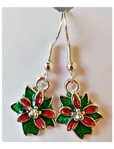 Shazazz Jewellery Christmas Earrings