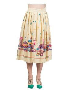 Dancing Days Hold Tight American Diner Skirt