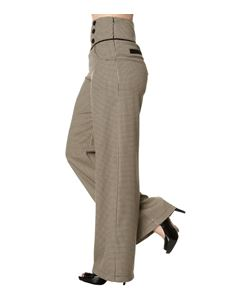 Banned 50s Retro's Swept off Her Feet Wide-Leg Trouser