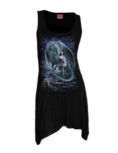 Spiral Direct Protector of Magic Tunic Dress Top
