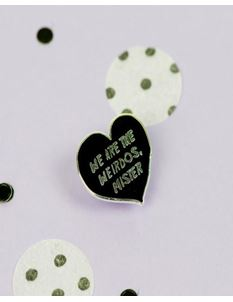 Punky Pins 'We are the Weirdos, Mister' Enamel Pin
