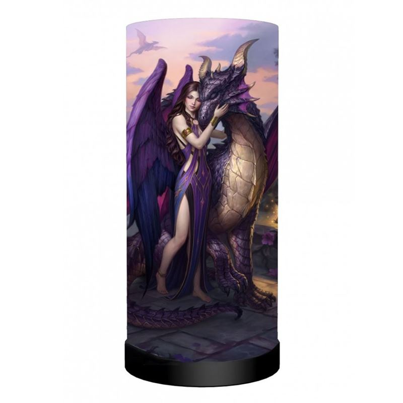 Nemesis Now James Ryman Dragon Sanctuary Table Lamp