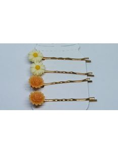 Said Lucy Spring Flower Hair Clips Set
