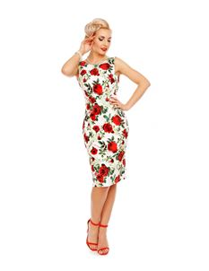 Dolly & Dotty Naomi Fitted Dress