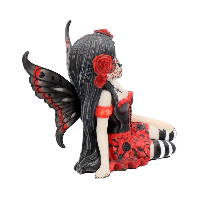 Nemesis Now Sugar Skull Rosalia Fairy Figurine Ornament