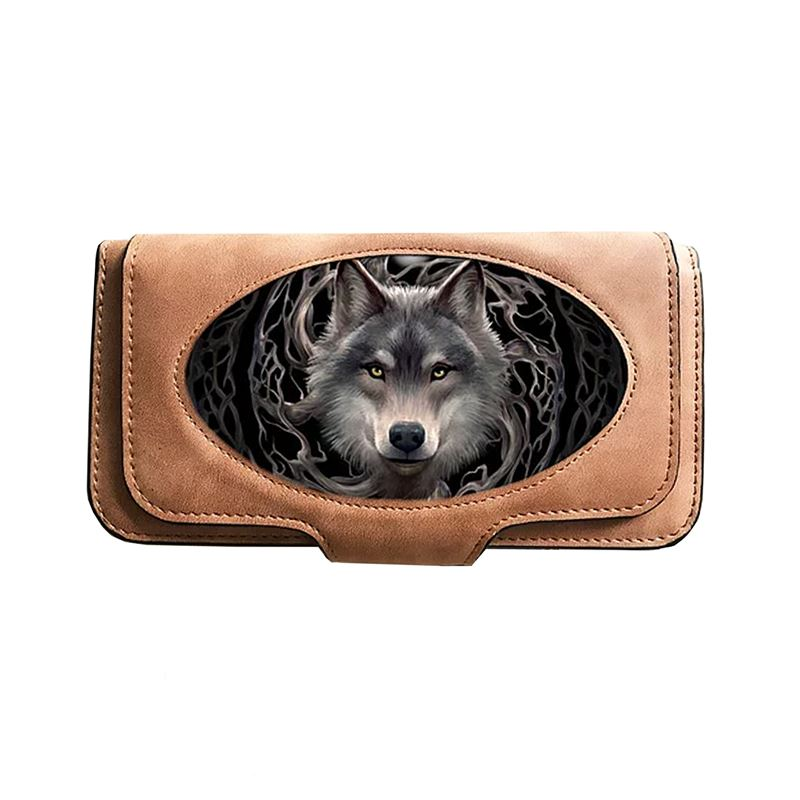 Nemesis Now Anne Stokes 3D Night Forest Wolf Purse