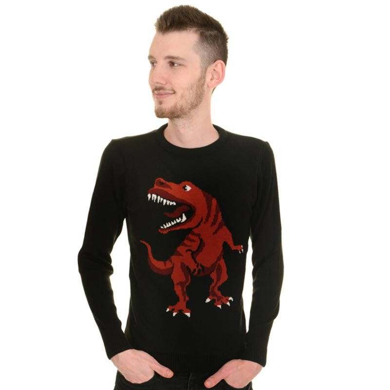 0d1785efcb Run   Fly Unisex Dino Roar Jumper