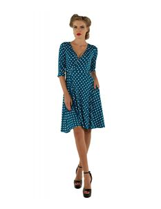 Dolly & Dotty Kate Wrap Dress