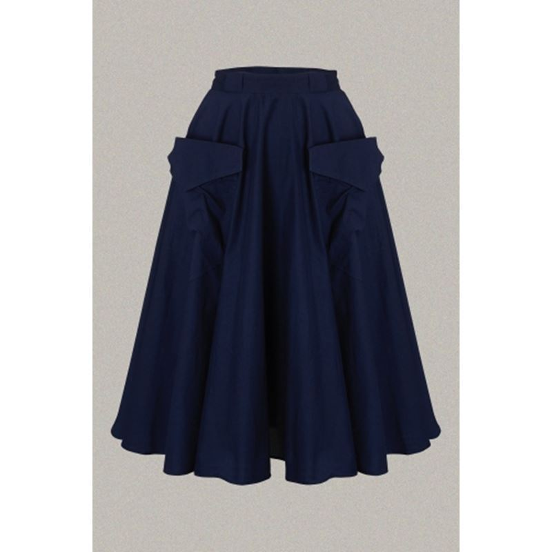 The Seamstress of Bloomsbury Thelma Skirt - 3 colours