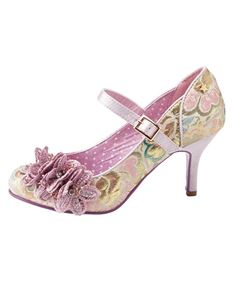 Joe Browns Floral Summer Ginnie Shoe