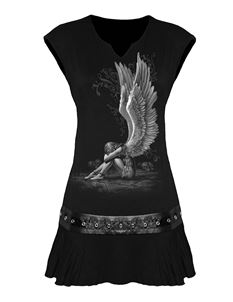 Spiral Direct Enslaved Angel Alternative Mini Dress Top