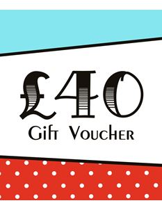 Tiger Milly £40.00 Gift Voucher