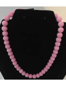 Collectif Dainty Pink 50s Style Necklace