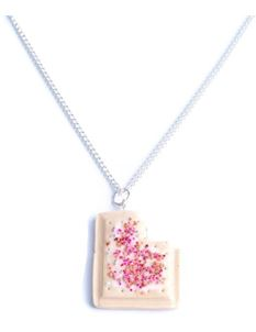 Delphi Delight's Poptart Necklace