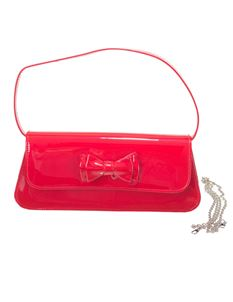 Banned Mimi 50s Style PVC Clutch Bag