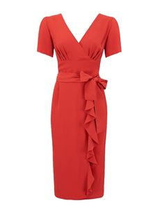 Lilian Dress 5 Colours - The Seamstress of Bloomsbury
