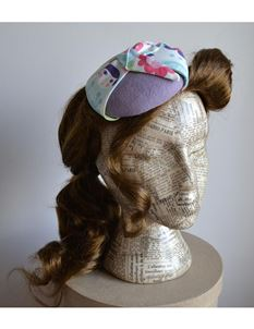 Doll's Mad Hattery Dolly Daydream - Cocktail Hat