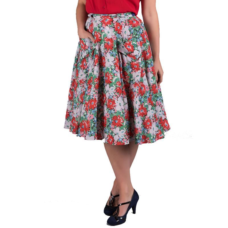 The Seamstress of Bloomsbury Thelma Skirt - 2 colours
