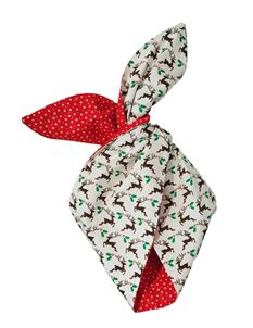 Be Bop a Hairbands Prancing Reindeer Christmas Hairband