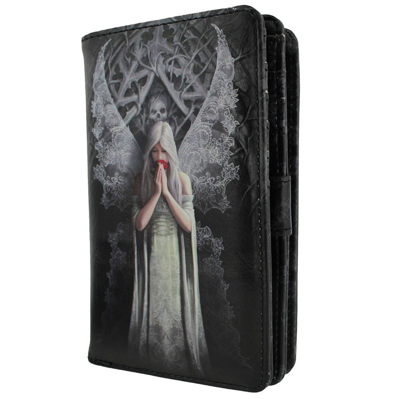 Nemesis Now Only Love Remains Purse By Anne Stokes
