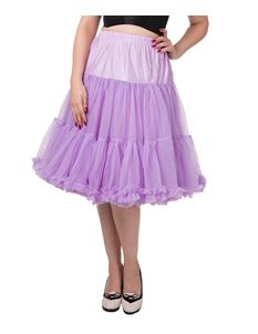 "Dancing Days Lifeforms 25""-27"" 50s Style Long Petticoat"