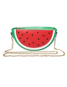 Collectif 50s Style Watermelon Shoulder Bag