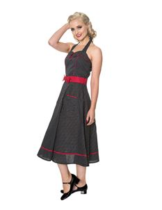 Dancing Days Star Crossed Polka Dot 50s Style Dress