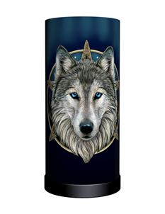 Nemesis Now Wild One Wolf Bedside Table Lamp