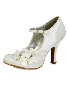 Ruby Shoo Emily Party Wedding Occasion Shoes